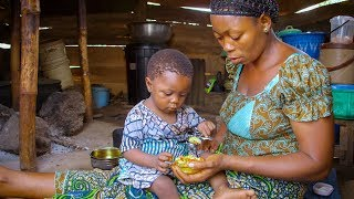 How Much and How Often to Feed the Young Child (Hausa) - Nutrition Series