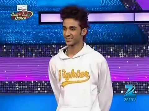 Raghav slow motion amazing dance performance