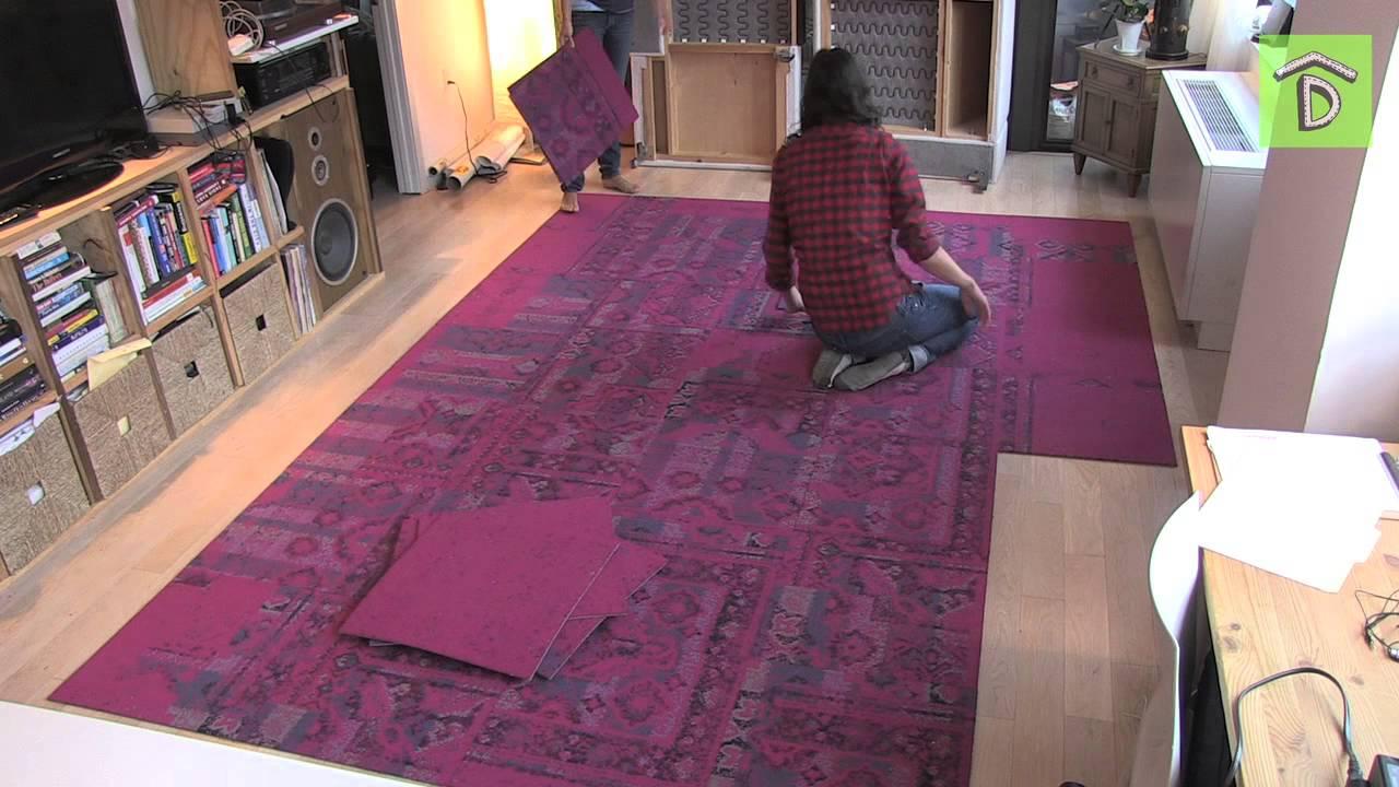 Carpet Tiles - YouTube