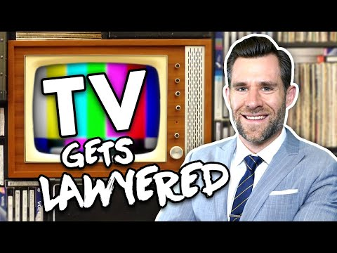 Real Lawyer Reacts to L.A. Law, Boston Legal, Rick & Morty, and Ally McBeal