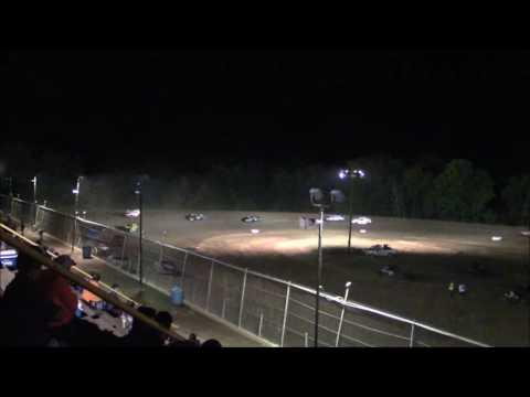 Butler Motor Speedway FWD Feature 8/13/16