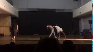 """""""La chasse à l'espoir"""" - Chorégraphie de Bac d'option Danse"""