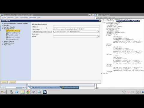 SAP PI tutorial for End 2 End Demo