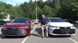 Comparing 2019 Avalon XLE vs XSE - How to Pick Your Trim Level