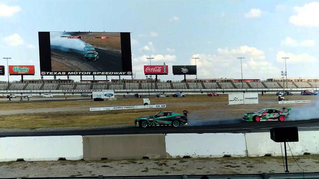 Formula d texas motor speedway 2015 youtube for Texas motor speedway 2015 schedule