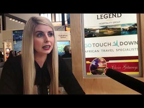 Rina van Staden, sales, marketing, and reservations director, Legend Lodges & Resorts