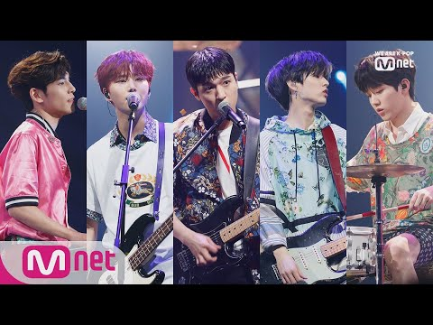 [DAY6 - Time of Our Life] Comeback Stage   M COUNTDOWN 190718 EP.628