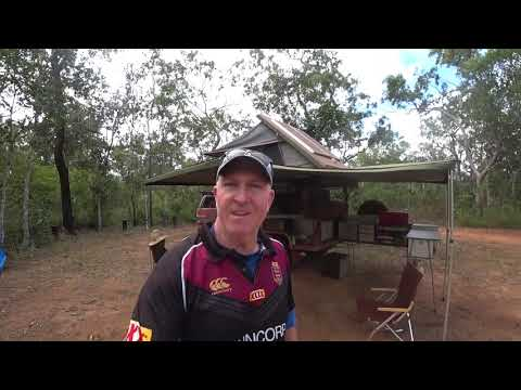 Cape York 4wd and Camping trip North Queensland Part 2 The Waterfalls