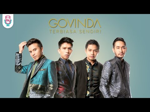GOVINDA - Terbiasa Sendiri (Official Lyric Video)