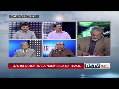 The Big Picture - Low Inflation: Is economy back on track?
