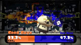 Splatoon Beta Quick Play (60FPS)