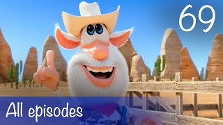 Booba - Compilation of All Episodes - 69 - Cartoon for kids