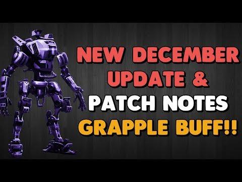 Titanfall 2 - GRAPPLE BUFF INBOUND! | New December Update & Patch Notes