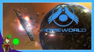 HOMEWORLD 1 REMASTERED   M3 Return to Kharak + M4 Great Wastelands   Homeworld Complete Campaign