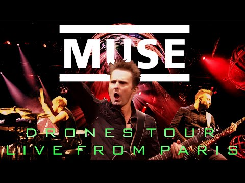 Muse: Drones Tour - Live in Paris (Full gig)