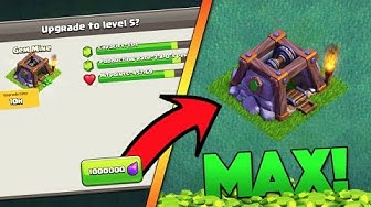 UPGRADING GEM MINE TO MAX! HOW MANY FREE GEMS CAN YOU ACTUALLY GET?   Clash of Clans