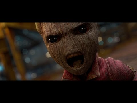 'Guardians of the Galaxy Vol. 2' Official Teaser Trailer 2 (2017)