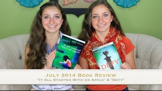 Summer Reading | July 2014 Book Review Thumbnail