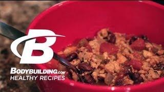 Healthy Recipes: Three Bean Turkey Chili