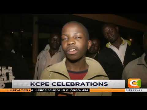 KCPE 2018 top male candidate wants to become a doctor | DAY BREAK |