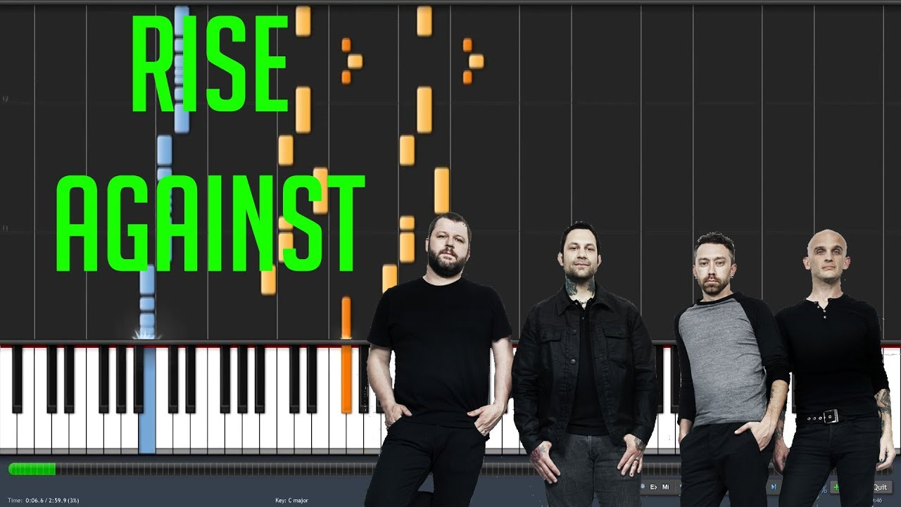 under the knife rise against скачать