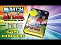 UNBOXING EPICO!! Tin Match Attax Champions League 2017-18 (Game Changers)