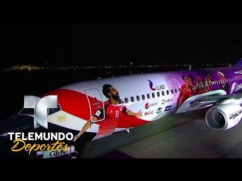 ¿Qué hay de malo en esta foto de Salah? | Copa Mundial FIFA Rusia 2018 | Telemundo Deportes