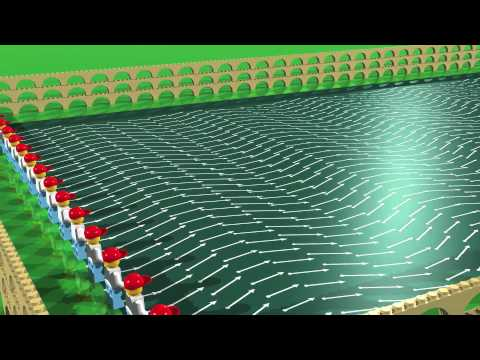 Chaos | Chapter 2 : Vector fields - The lego race