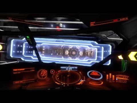 Elite Dangerous: Ground control to Major Tom...