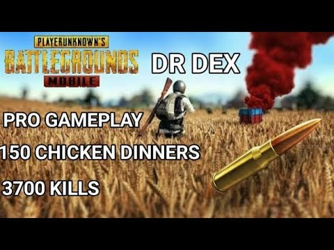 Custom Room [Hindi] DrDex PUBG Mobile  | 170+ Chicken Dinners 3500 + Kills