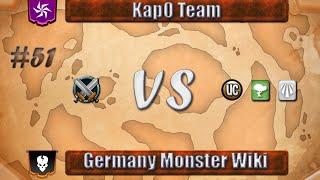 Monster Legends - Guerra de Alianza #51 Kap0 Team VS Germany Monster Wiki