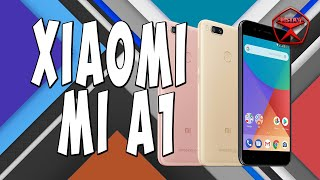 Xiaomi Mi A1! Крутой смартфон проекта  Android ONE / Арстайл /