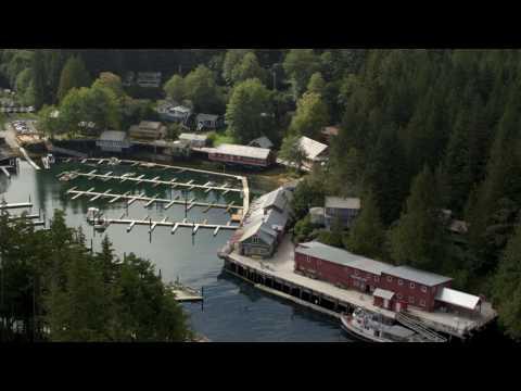 Telegraph Cove Resort on BC's Vancouver Island