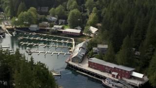 Telegraph Cove Resort on BC's Vancouver Island thumbnail
