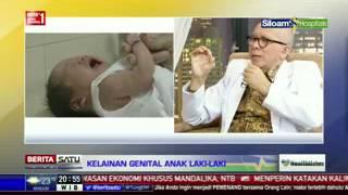 Edukasi Bayi Baru Lahir dengan Kelainan Kongenital (Hipospadia).