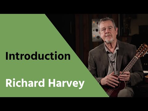 Richard Harvey -  Introduction