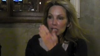 Heather Locklear Uses Seemen For Skin