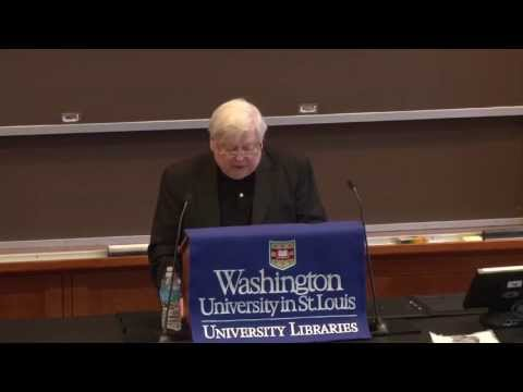 """How To Behave Around Books"" - William H. Gass Reading"