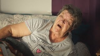 DIRTY LOUD NOISES PRANK ON SLEEPING GRANDMA!
