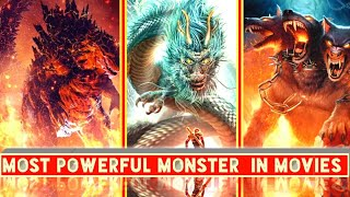 Most powerful monster in Movies || Explained in Hindi || Multi versh