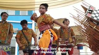 Mawar Bodas Versi Angklung . By : Angklung Pandawa   Lidya nanda Channel