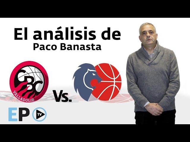 VIDEOBLOG ► La previa de Paco Basanta del Valladolid - Breogán
