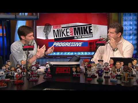 Mike and Mike - Drama in Dallas: 11/10/17