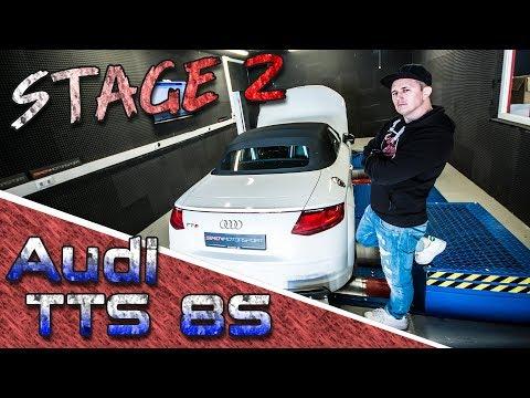 Audi TTS 8S |  Stage 2 | SimonMotorSport | #401