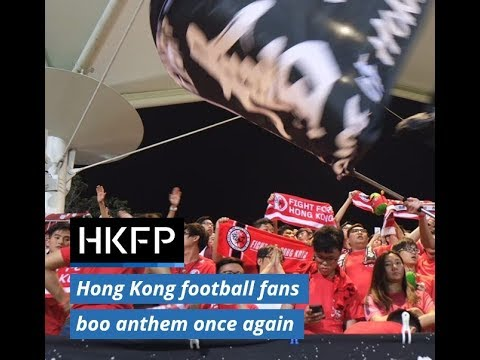 Insulting China's national anthem could soon be illegal