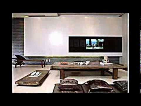 living room in japanese style - youtube