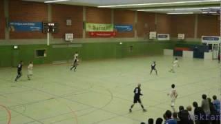 Jugendfußball Hamburg (14. Januar 2012) HSV - 1. FC Köln - U 13
