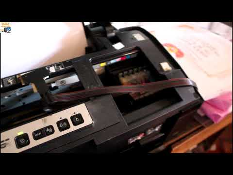 How to reset an Epson ink cartridge and trick new video 2017