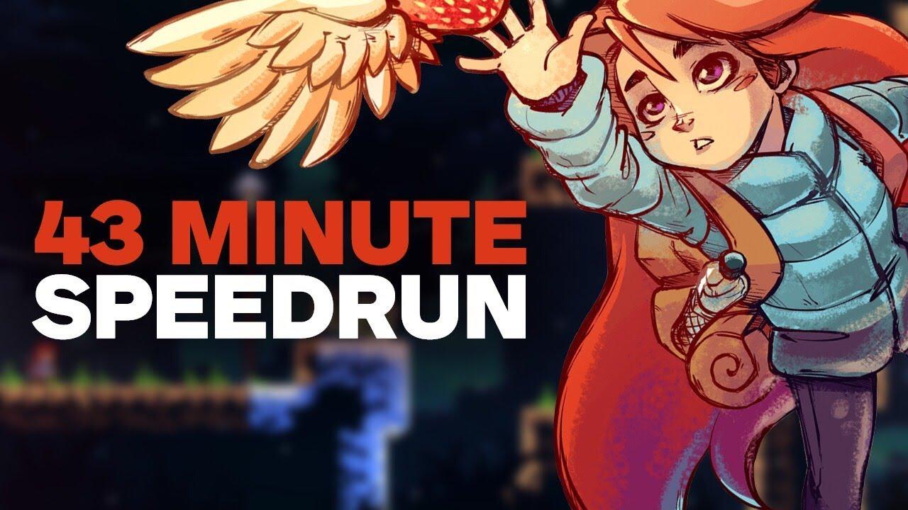 Speedrunner Finishes Celeste In 43 Minutes