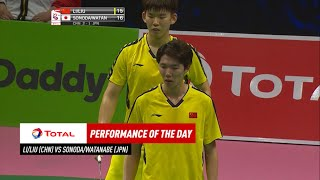 TOTAL Thomas & Uber Cup Finals 2018 Rewind | Thomas Cup Performance of the Day